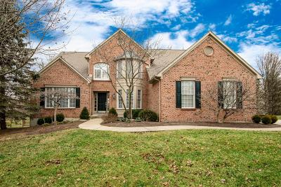 Clermont County Single Family Home For Sale: 1406 Miami Lake Drive