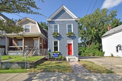 Cincinnati Single Family Home For Sale: 1710 Brewster Avenue