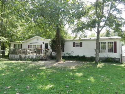 Brown County Single Family Home For Sale: 10304 St Rt 774
