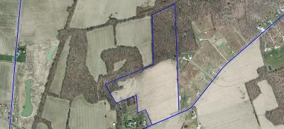 Franklin Twp, Jackson Twp, Sardinia Residential Lots & Land For Sale: West Fork Road