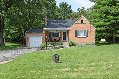 Harrison Twp Single Family Home For Sale: 8389 Dry Fork Road