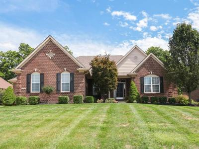 Lebanon Single Family Home For Sale: 1275 Catalpa Ridge Drive