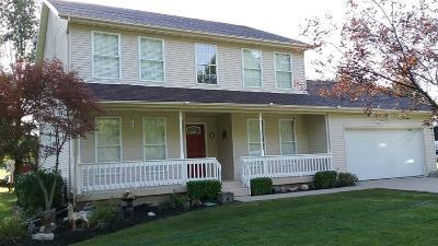 Preble County Single Family Home For Sale: 118 Fiord Drive