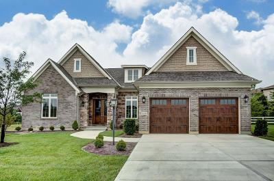 Deerfield Twp. Single Family Home For Sale: 5530 Irwin Simpson Road