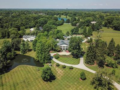 Single Family Home For Sale: 7725 Buckingham Road