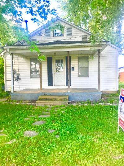 Adams County, Brown County, Clinton County, Highland County Single Family Home For Sale: 708 First Street