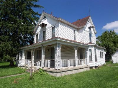 Brown County Single Family Home For Sale: 73 E Pike Street