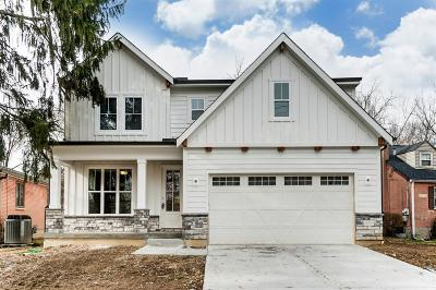 Single Family Home For Sale: 7105 Thomas Drive