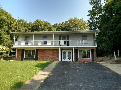 Single Family Home For Sale: 584 Hal Cor Lane