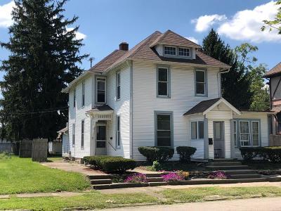 Preble County Multi Family Home For Sale: 211 E Decatur Street