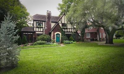 Cincinnati Single Family Home For Sale: 2821 Langdon Farm Road