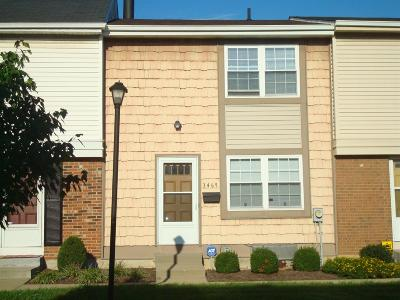 Colerain Twp Condo/Townhouse For Sale: 3469 Amberway Court