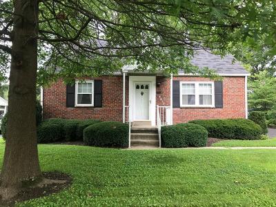 Single Family Home For Sale: 7231 Rita Ln