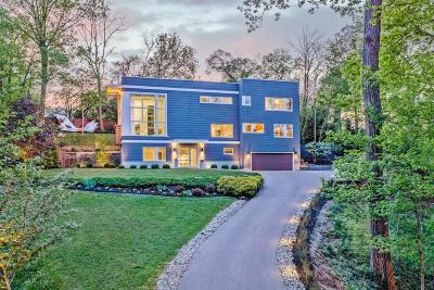 Cincinnati Single Family Home For Sale: 3505 Parkline Avenue