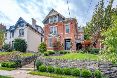 Cincinnati Single Family Home For Sale: 925 Mt Hope Avenue