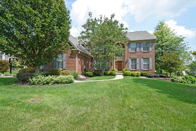 West Chester Single Family Home For Sale: 4370 Tylers Estates Drive