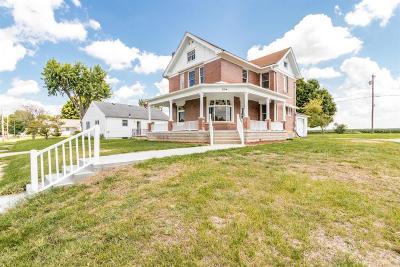 Preble County Single Family Home For Sale: 204 Eaton Street
