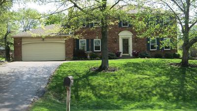 West Chester Single Family Home For Sale: 7640 Whitehall Circle W