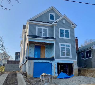 Cincinnati Single Family Home For Sale: 1319 Ault View Avenue
