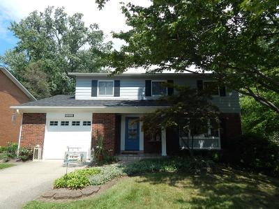 Single Family Home For Sale: 7310 Redondo Court