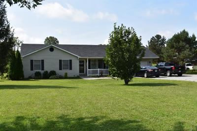 Highland County Single Family Home For Sale: 4150 St Rt 124