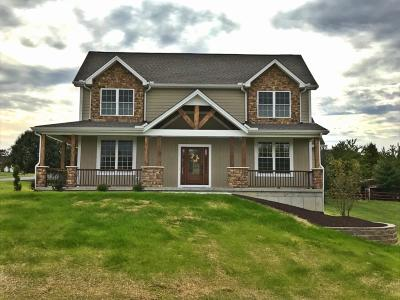 Liberty Twp Single Family Home For Sale: 6761 Cassinelli Way