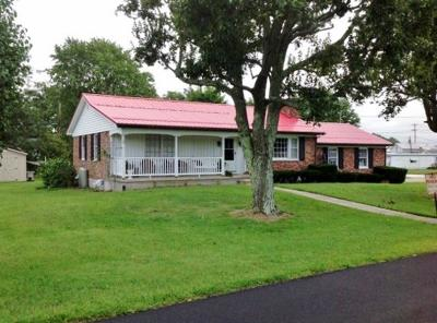 Seaman OH Single Family Home For Sale: $92,000