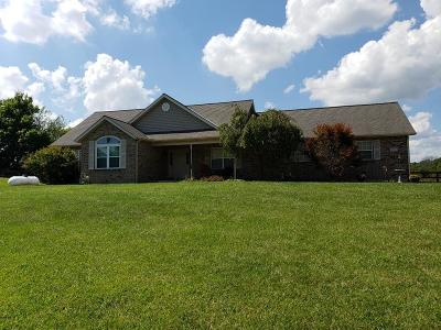 Morgan Twp Single Family Home For Sale: 7965 N Dwyer Road