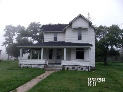 Highland County Single Family Home For Sale: 7820 Main Street