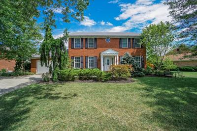 West Chester Single Family Home For Sale: 10138 Bolingbroke Drive
