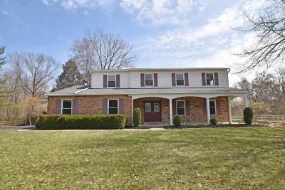 Single Family Home For Sale: 9902 Walnutridge Court