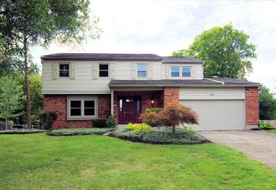 West Chester Single Family Home For Sale: 7457 Chinook Drive