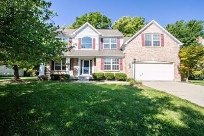 Mason Single Family Home For Sale: 5748 Running Fox Lane