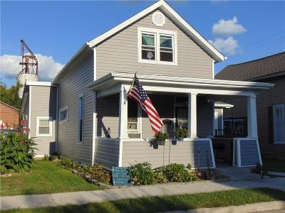 Preble County Single Family Home For Sale: 42 S Second Street