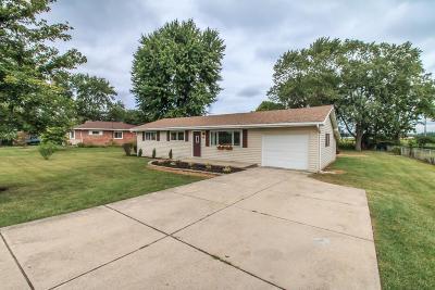 Single Family Home For Sale: 856 E Garver Road