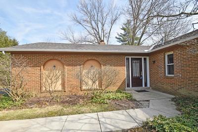 Hamilton County Single Family Home For Sale: 8273 Mellon Drive