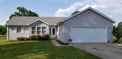 Brown County Single Family Home For Sale: 297 Horse Shoe Drive