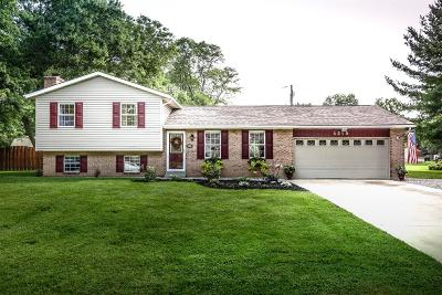Ross Twp Single Family Home For Sale: 4210 Dry Run Drive