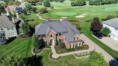 West Chester Single Family Home For Sale: 7258 Clubhouse Court