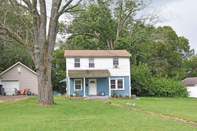 Cheviot Single Family Home For Sale: 3953 Washington Avenue