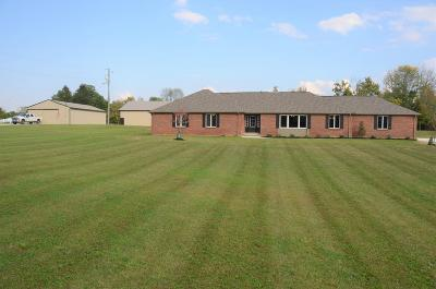 Turtle Creek Twp Single Family Home For Sale: 1274 S Nixon Camp Road