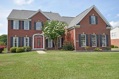 Mason Single Family Home For Sale: 3713 Top Flite Lane