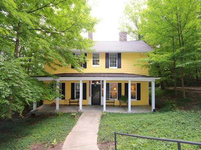 Cincinnati Single Family Home For Sale: 3960 Clifton Avenue