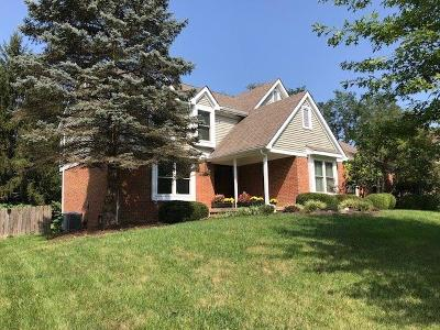 Sharonville Single Family Home For Sale: 7586 Fawnmeadow Lane