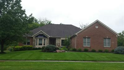 Butler County Single Family Home For Sale: 7537 Nordan Drive