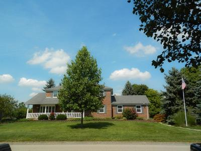 Fairfield Twp Single Family Home For Sale: 7417 Chateauguay Drive