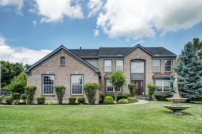 Single Family Home For Sale: 4027 Chanticleer Lane