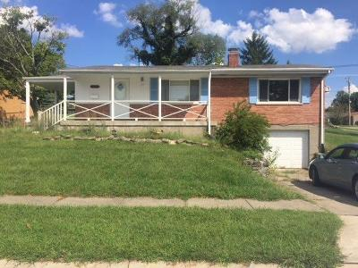 Delhi Twp Single Family Home For Sale: 774 Serben Drive
