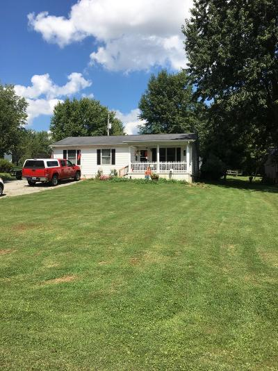 Highland County Single Family Home For Sale: 6513 Springhill Drive