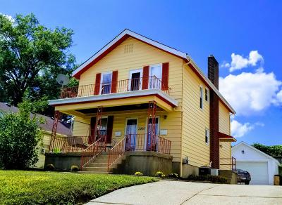 Cheviot Multi Family Home For Sale: 3909 Meyerfeld Avenue